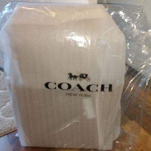 Coach - tote style purse